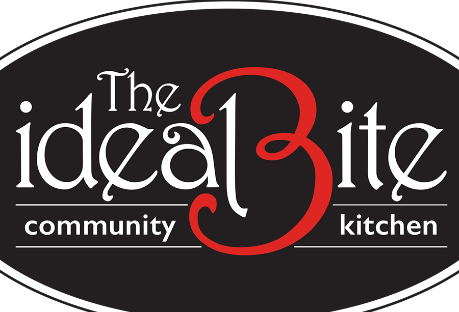 the ideal bite community kitchen logo